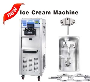 Soft Serve Ice Cream and Frozen Yogurt Machine (6240A) pictures & photos