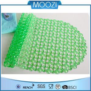 Green Popular 100% PVC Bath Mat Hot Selling 2014