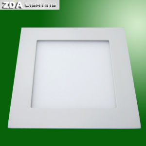 Square LED Panel Light 15W 22X22cm 220X220mm