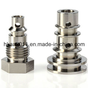 CNC Turning Custom Good Quality Steel 430f Material CNC Turned Machining Part Parts pictures & photos