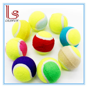 Pet Products Toy Resistance to Bite Bounce Tennis Dog Toy pictures & photos