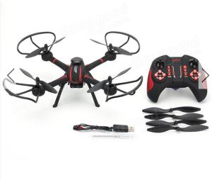 WiFi Fpv Drone with 720p 2MP Camera 2.4G 4CH 6axis RC Quadcotper RTF H11wh pictures & photos