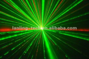 Mna10rg 100MW Rg Mini Fireworks Twinkling Laser Light pictures & photos