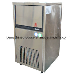 35kgs Commercial Cube Ice Maker for Food Service pictures & photos