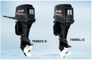 85HP 2-Stroke Outboard Engine pictures & photos