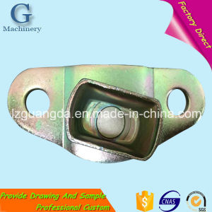 High Precision Custom Galvanized Metal Stamping Parts with ISO9001