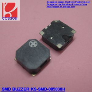 8.5*8.5*3mm 85dB Small Magnetic SMD Buzzer pictures & photos