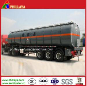 Asphalt Liquid Bitumen Heating Storage Truck Trailer / Bitumen Tank pictures & photos