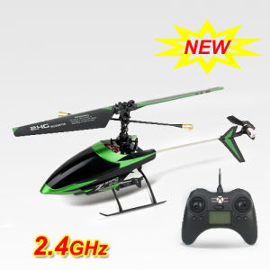 R/C Heilcopter-4CH 2.4G With Gyro. Item: JY-6033