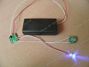 LED Flashing, Pop LED Display Module, LED Sound Module pictures & photos