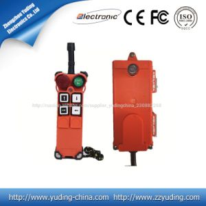 Authentic Taiwan Yu Ding F21-4s Driving Crane Hoist Crane Wireless Air Traffic Industrial Remote Control pictures & photos