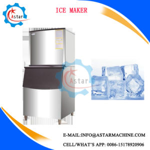 Export to Europe Supermarket Block Ice Machine pictures & photos