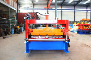 Roof Sheets Forming Machine Hot Style in China pictures & photos