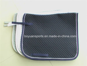 T/C Horse Saddle Pad for Wholesale pictures & photos