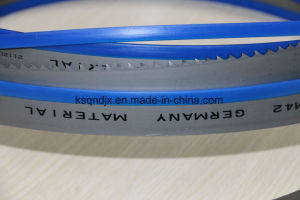 Bimetallic Bandsaw Blades for Cutting Steel & Metal pictures & photos