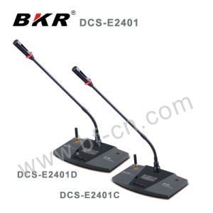 Dcs-E2401c/D Digital Meeting Microphone System pictures & photos
