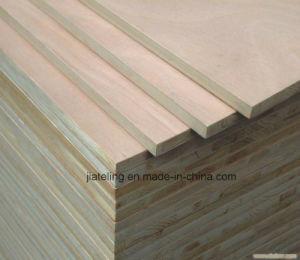 Melamine Falata/Paulownia Core Block Board pictures & photos