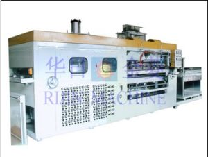 Plastic Box Blister Forming Machine