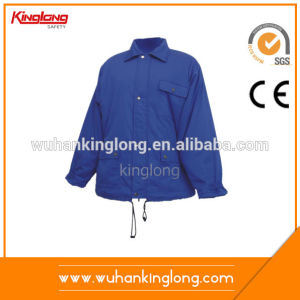 100%Polyester Shell Workwear Padded Fashion Winter Coat Factory