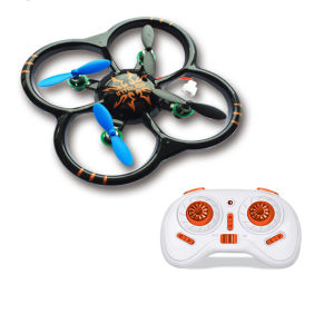 Ex-Mini 4.5CH 4-Axis 2.4G RC Quadcopter with Mems Gyro.
