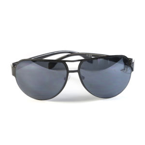 Hot Selling Classical Man Fashion Metal Sunglasses