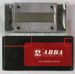 Original Taiwan Linear Guideway Block Bearing for CNC Machine (Abba Brs15b Brs20b Brs25b Brs30b Brs35b Brs45b) pictures & photos