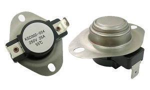"3/4"" Bimetal Thermostat"