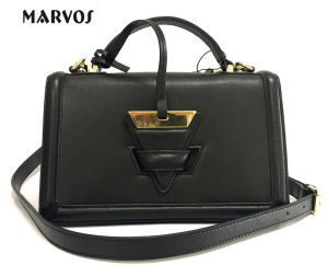 Wholesale New Fashion PU Leather Handbag with Hight Quality (BS1609-19)