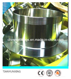 Mss Sp 43 Stainless Steel Seamless Threaded Stub End pictures & photos