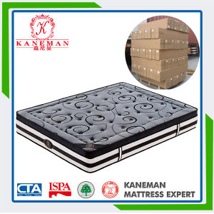Bamboo Charcoal Pocket Spring Mattress pictures & photos