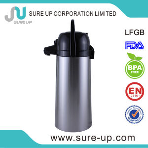 New Style Metal Outer Glass Inner Thermos Vacuum Flask (AGAB) pictures & photos