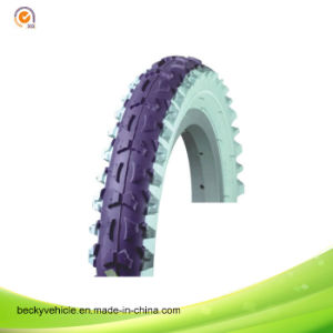 China Colored Rubber Bicycle Tires Factory pictures & photos