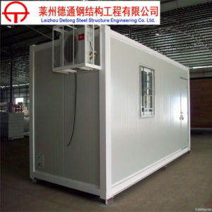 Professional Manufacture 20FT Container House for Sale