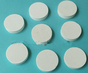 Industrail Melt Liquid Foam Ceramic Honeycomb Filter pictures & photos