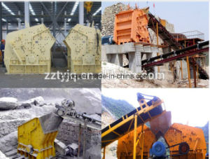 Large Capacity Mobile Impact Crusher Price pictures & photos