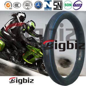 2.75-18 Butyl Rubber and Natural Rubber Motorcycle Inner Tube pictures & photos