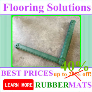 New Design Rubber Flooring Mats pictures & photos