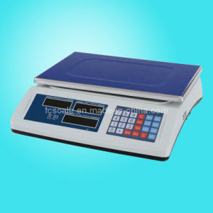 Digital Table Price Scales pictures & photos
