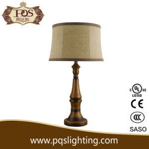 Classical Resin Home Goods Decoration Table Lamp (P0089TB)