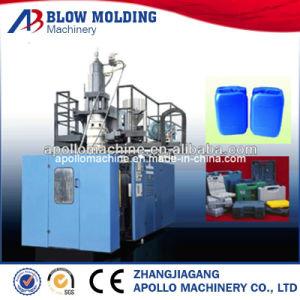 Automatic Plastic Lubricant Oil Barrel Blow Molding Machine Bottle Making Machine pictures & photos