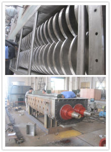 Hollow Blade Drying Machine for Pharmaceutical F &Chemical Industry pictures & photos