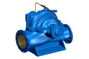 Sanlian Brand Single-Stage Double-Suction Pump pictures & photos