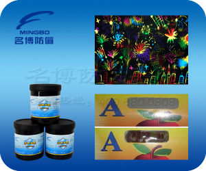 Good Quality Gold Scratch off Ink for Anti-Counterfeit Labels (SC1209)