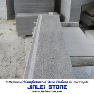Cheap Natural G603 Granite Stairs Tread Risers Steps