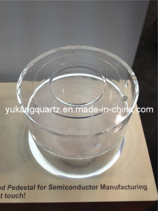 Quartz Sleeve and Quartz Glass Tubing pictures & photos