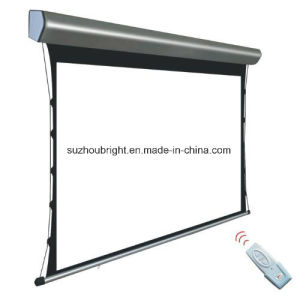 Home Theater Acoustical Projector Screen