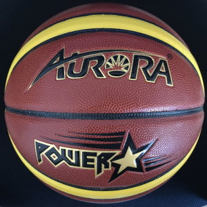 12panels PU Laminated Basketball pictures & photos