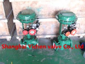 MVP 3400 Explosion-Proof Positioner Pneumatic Control Valve pictures & photos