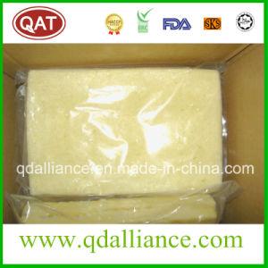 Frozen White Garlic Paste in 1kg Block pictures & photos