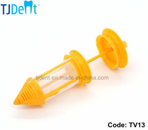 Dental Unit Accessory Spare Part Vacuum Suction Filter Screen with Cap (TV13) pictures & photos